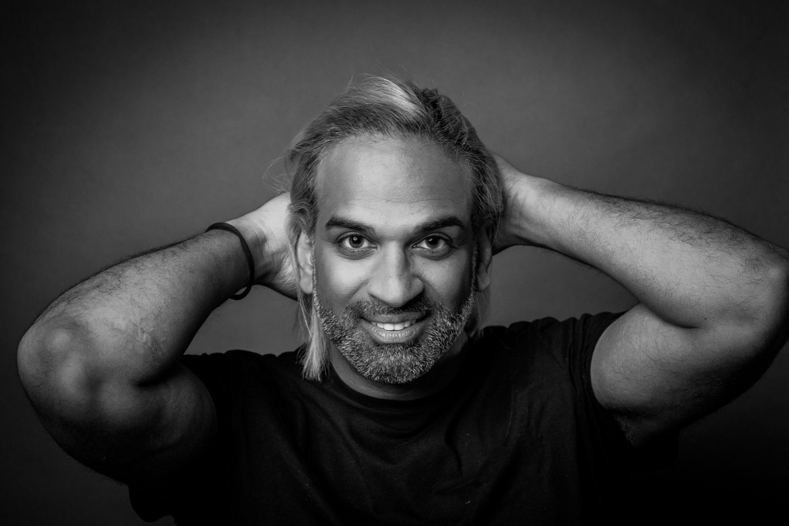 #12 Ramesh Nair
